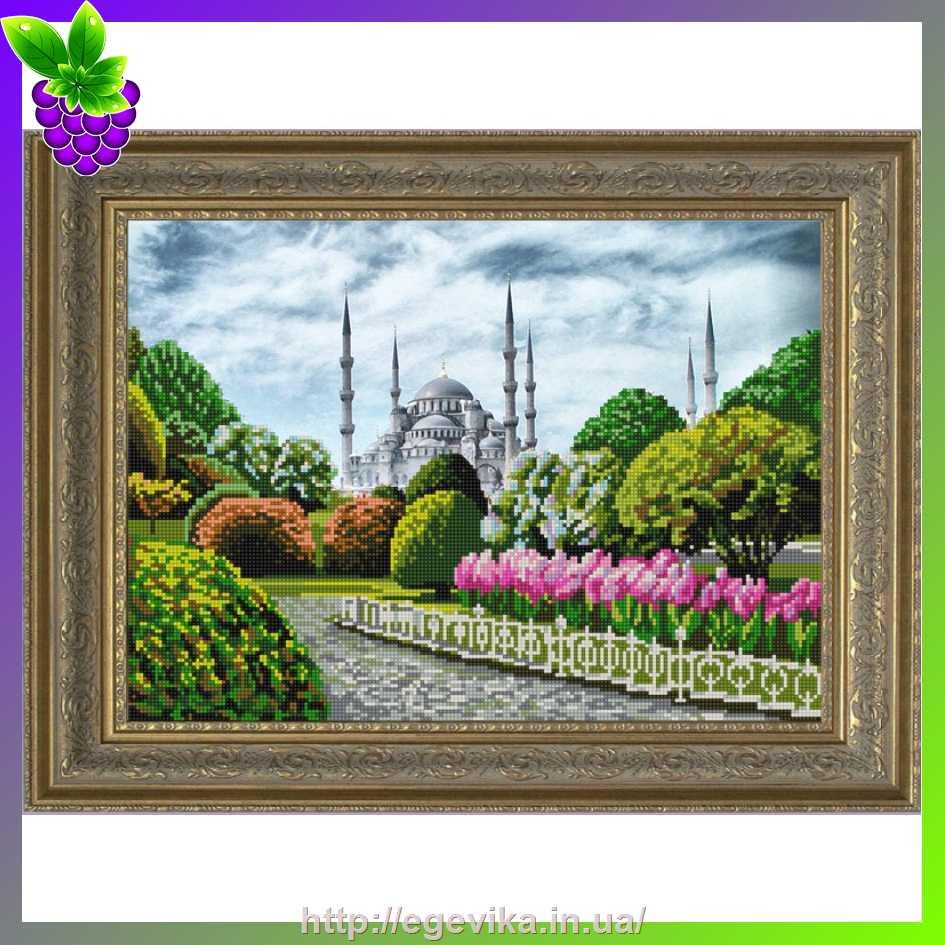 Бесплатно схемы вышивки мечети