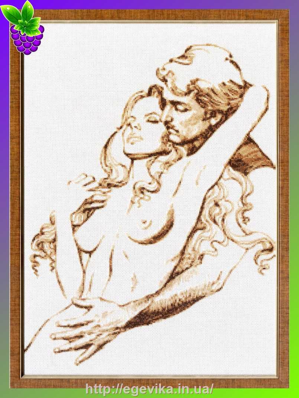 Вышивка крестом мужчина и женщина вышивка 90