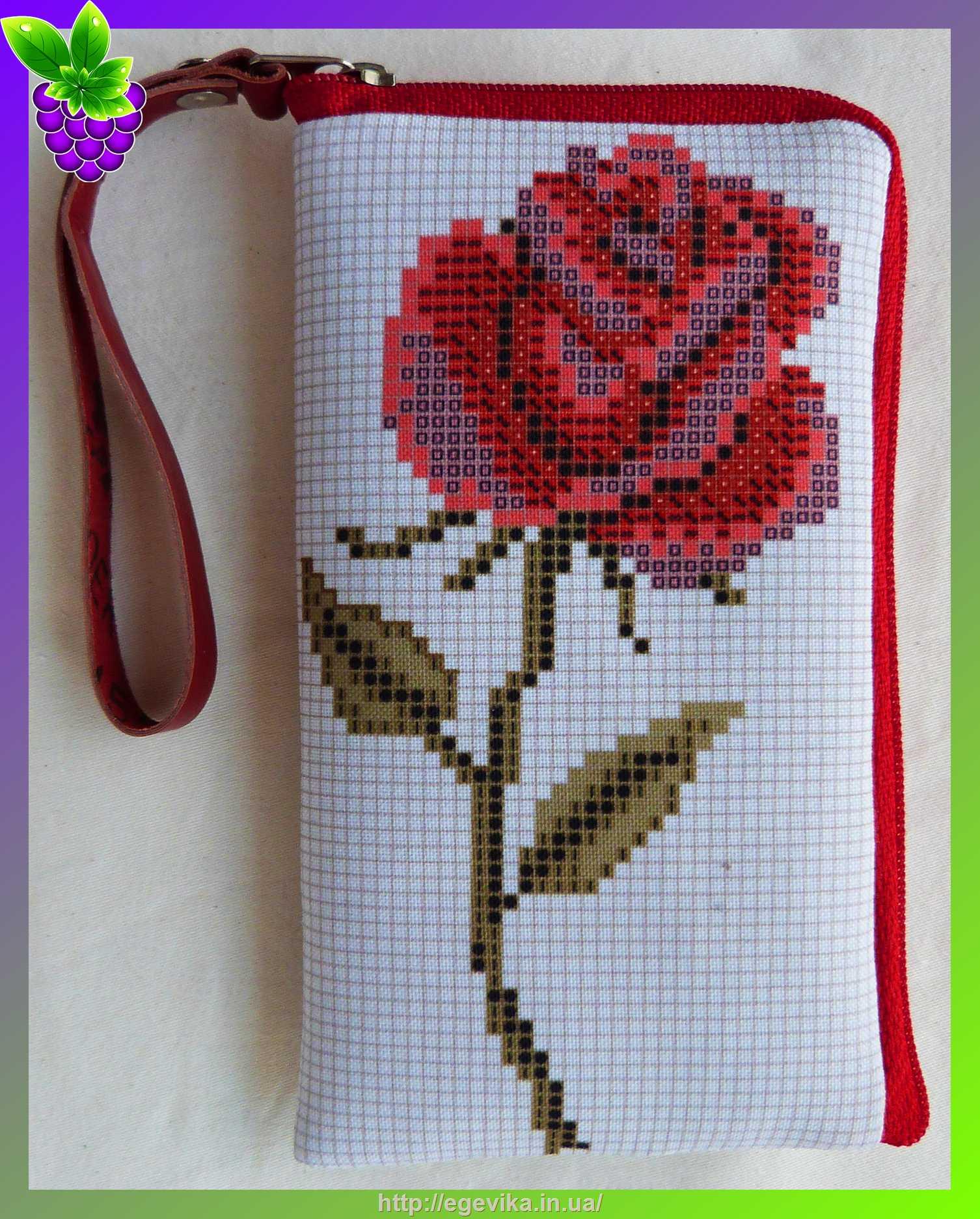 Заготовки для вышивки бисером чехлов для мобильных телефонов 92