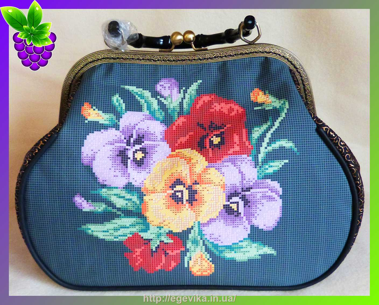 Заготовки для сумок вышивка 32