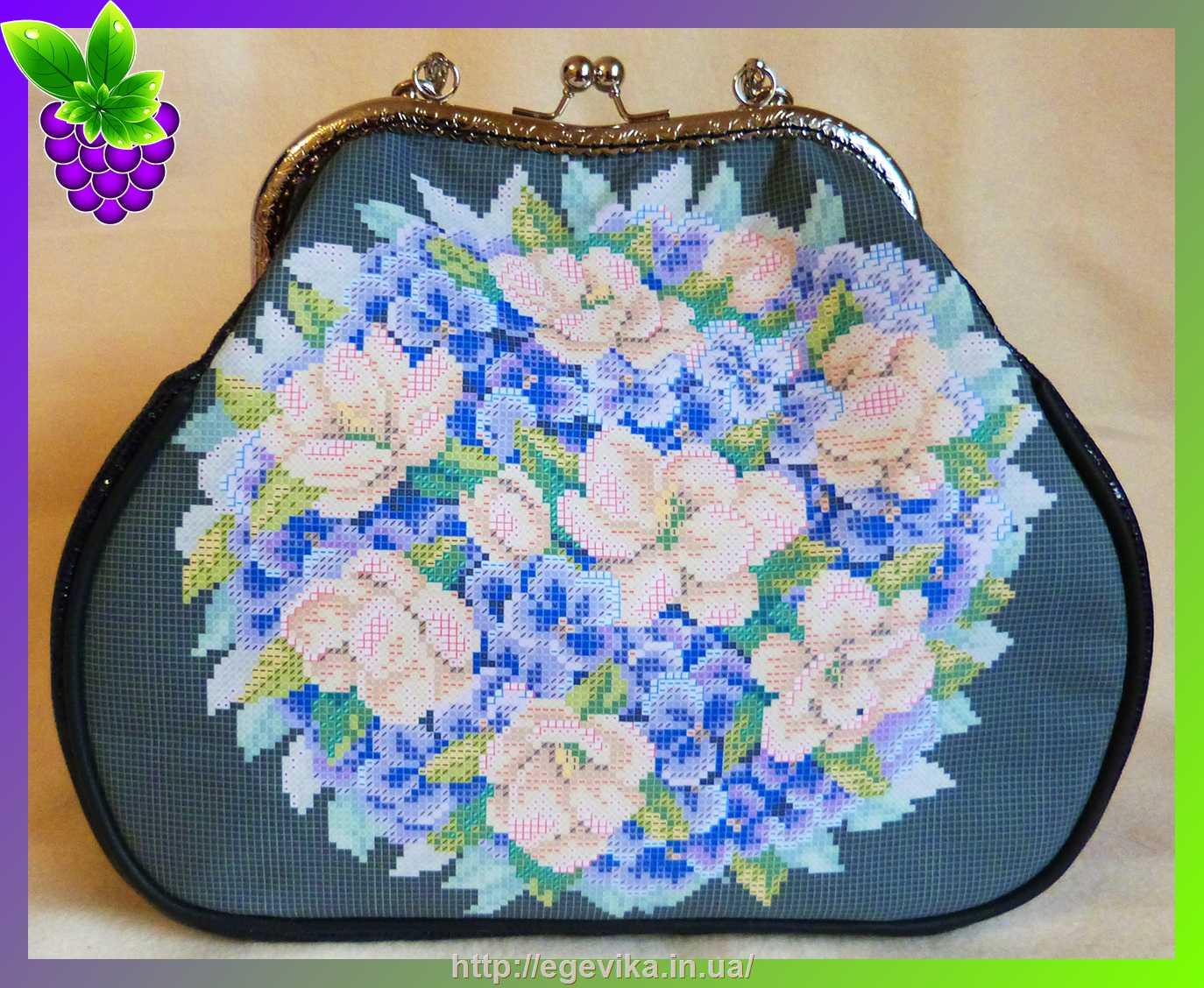 Заготовки для сумок вышивка 170