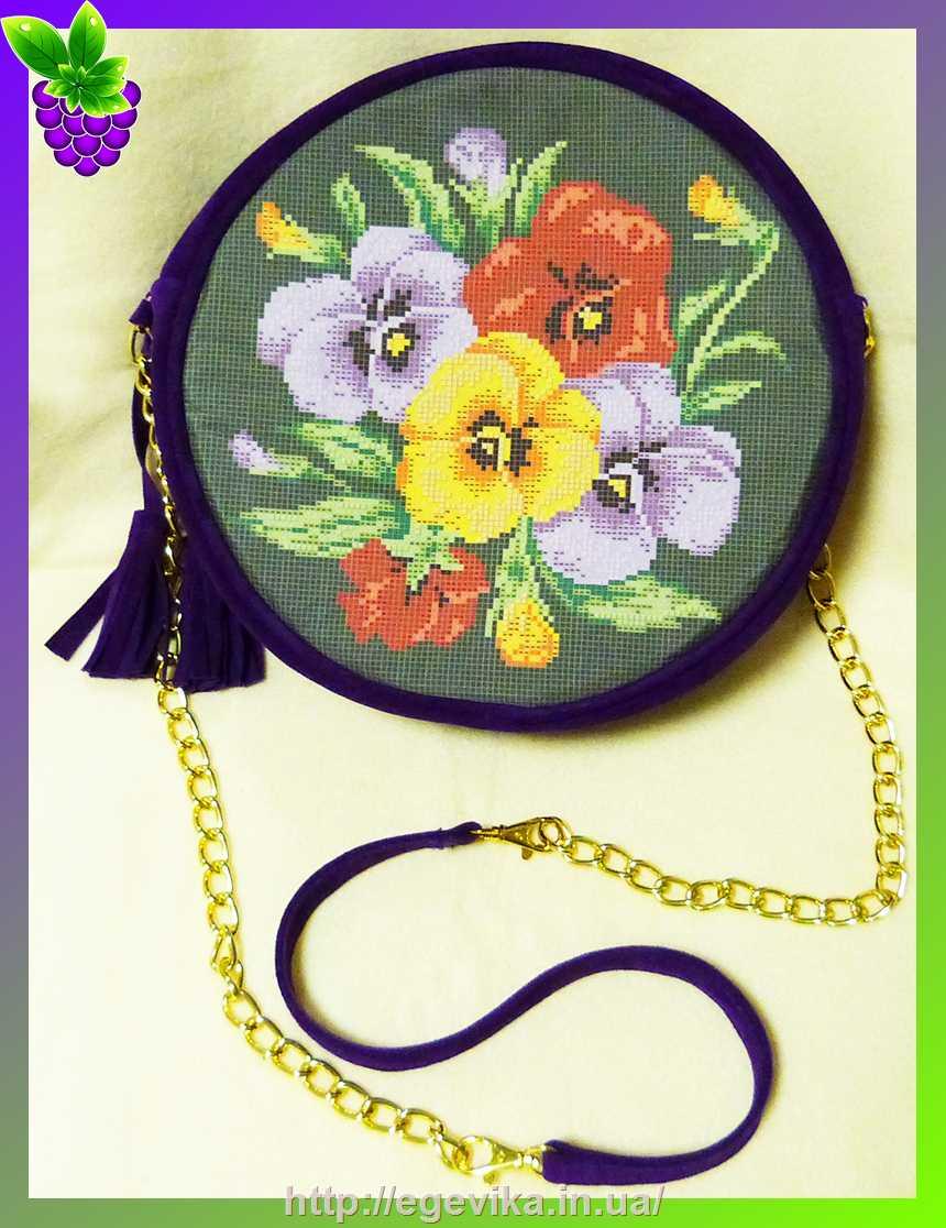 Вышивка бисером сумочка 51