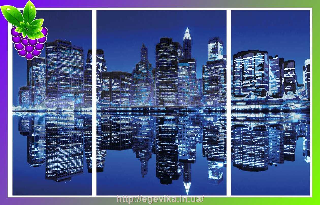 Схемы вышивок города h