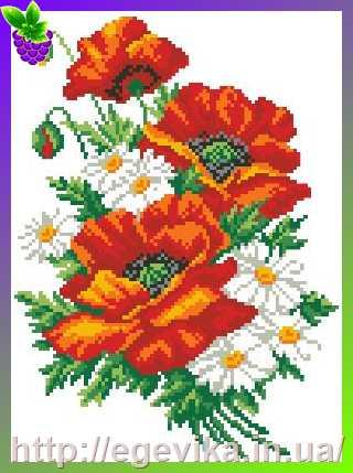 Схеми для вишивання хрестиком картини пейзажи c6211c676b88b