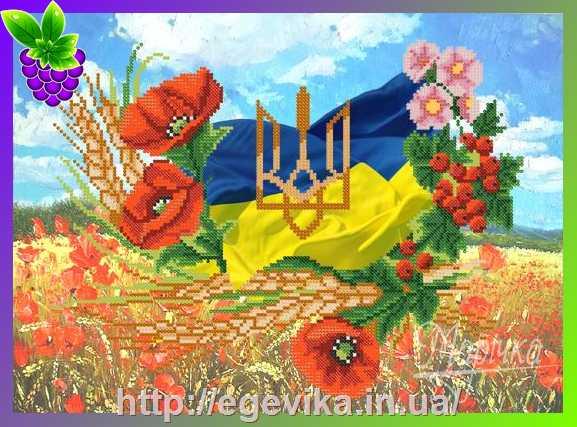 Вышивка бисером украина